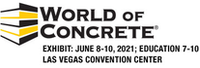 World of Concrete 2021 logo